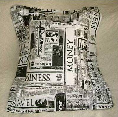 Full headlines Pillow