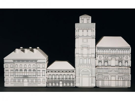 Seletti palace - porcelain tableware