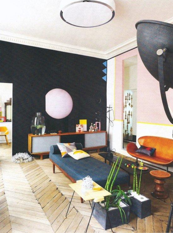 Jean-Christophe Aumas apartment