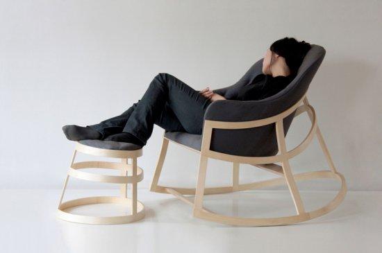 Constance Guisset, Dancing Chair