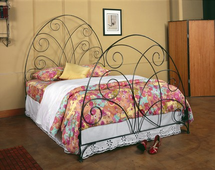 Marie bed by Delia Furniture