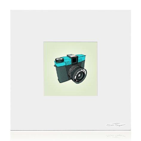 Lomo Diana Camera Print from Sean Tubridy