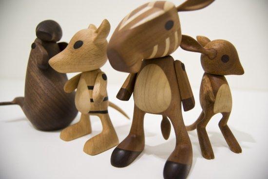 Josh Finkle, Extinct Toys