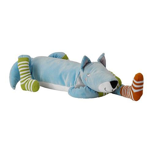 Ikea BARNSLIG ULVEN, soft toy