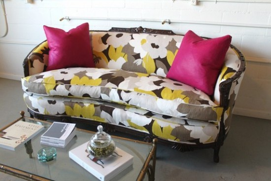 In the golden afternoon sofa, $2,500.00 USD , SpruceHome