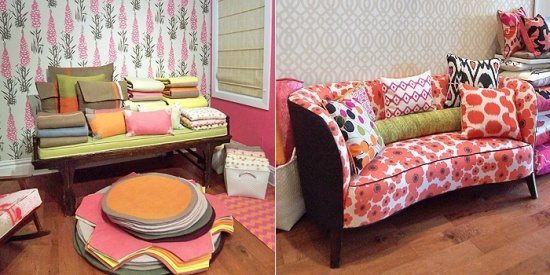 Lotus Blue home decor & interior design