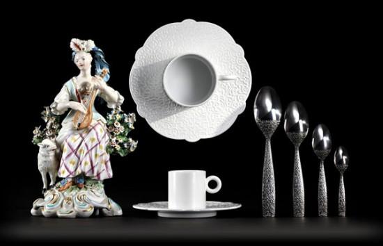 Marcel Wanders, Dressed tableware collection
