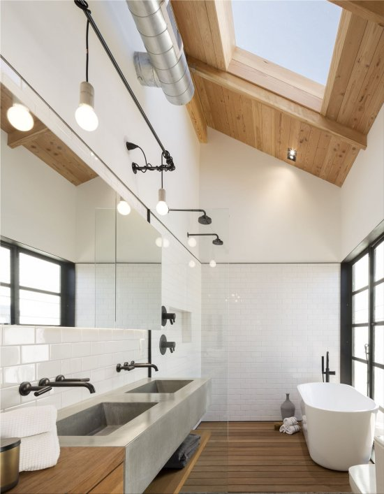 bathroom containers