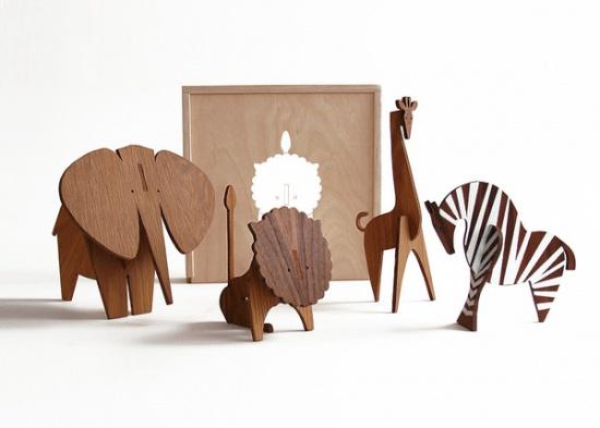 Moderne Safari Box Set by Uusi