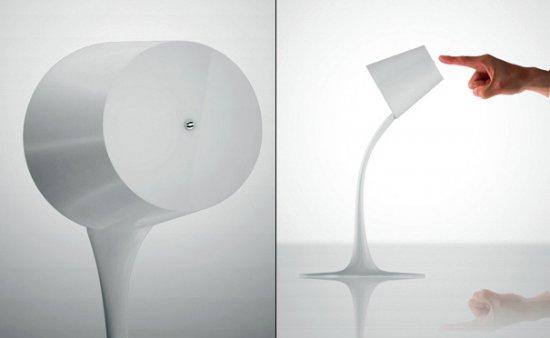 Yeongwoo Kim, Pouring Light Lamp