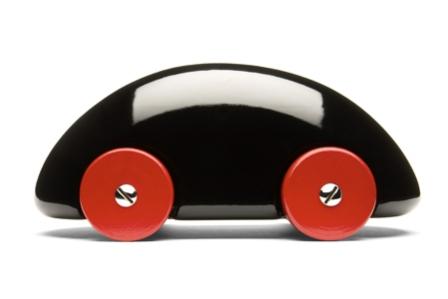 Streamliner Classic on Black