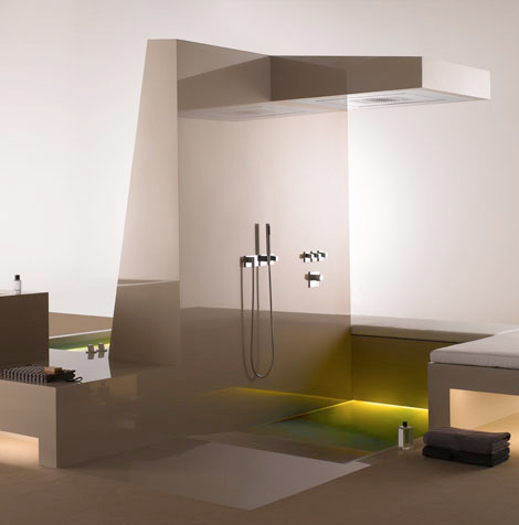 Bathroom fittings line from Dornbracht