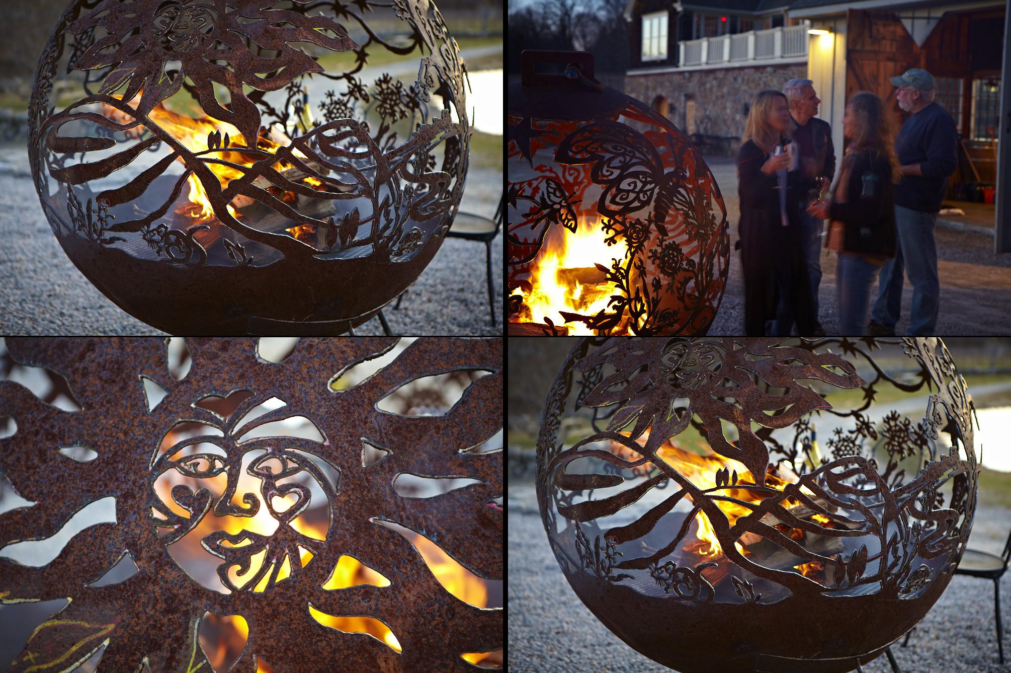 Harvest Moon Fireball