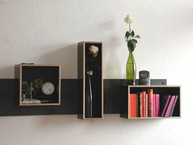 Magnetique Shelves