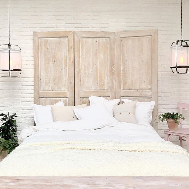 Recycled headboards