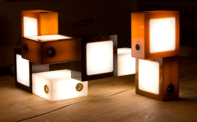 TwistTogether floor lamp sets