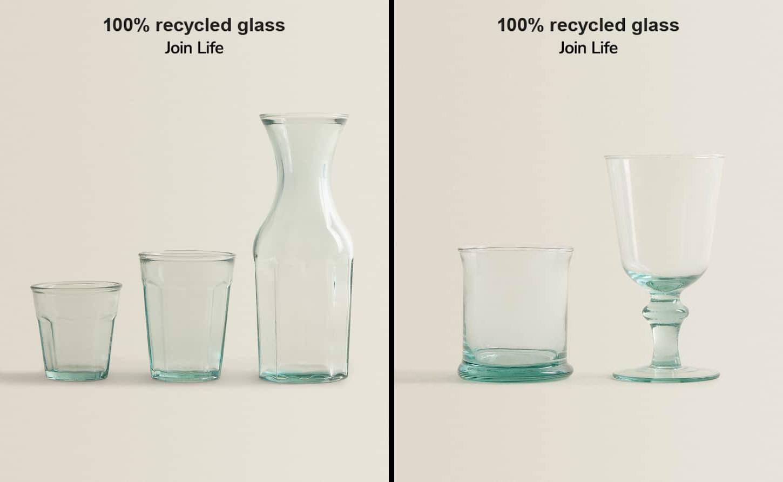 Glassware | Zara Home New Collection