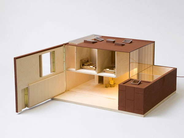 Dollhouse by Adjaye Associates