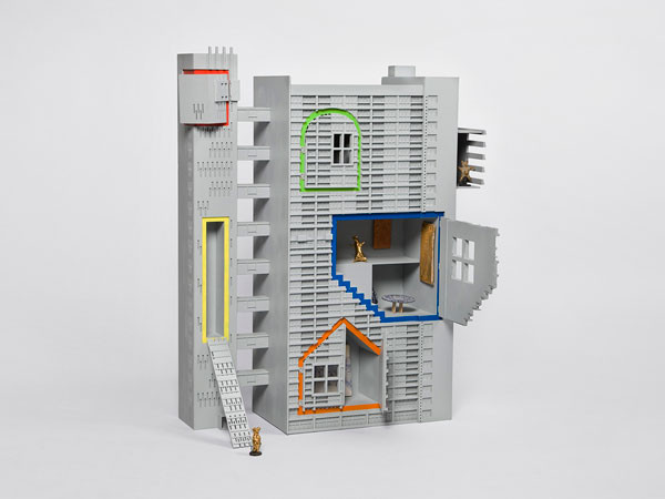 Dollhouse by Fat Architecture