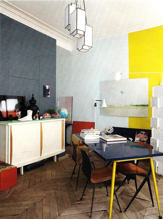 J.C. Aumas apartment decor