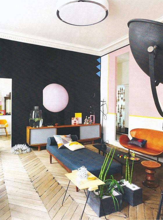 J.C. Aumas decorating style