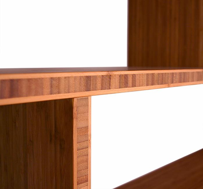 Brave Space Design, Bamboo Stagger, close up