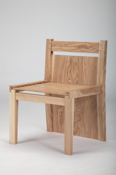 Brian Lee Studio, Chubby Brothers dining set, chair