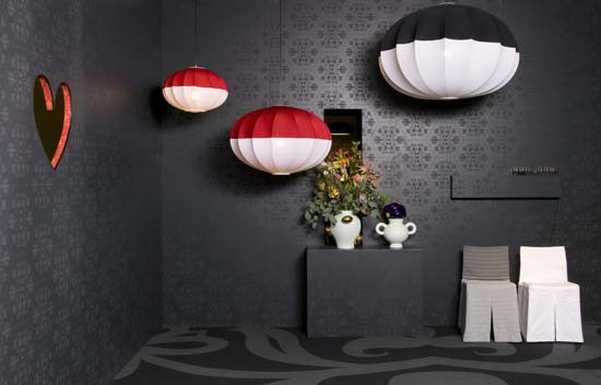 Eurolantern wall lamp