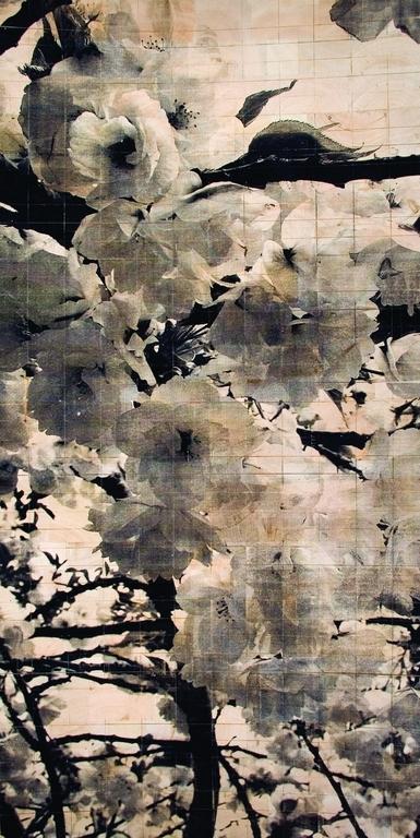 Fauna Balsa Wall Hanging, Sakura