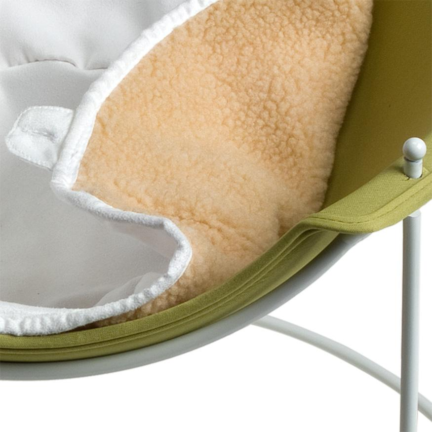 Hepper Pod Pet Bed capless close-up