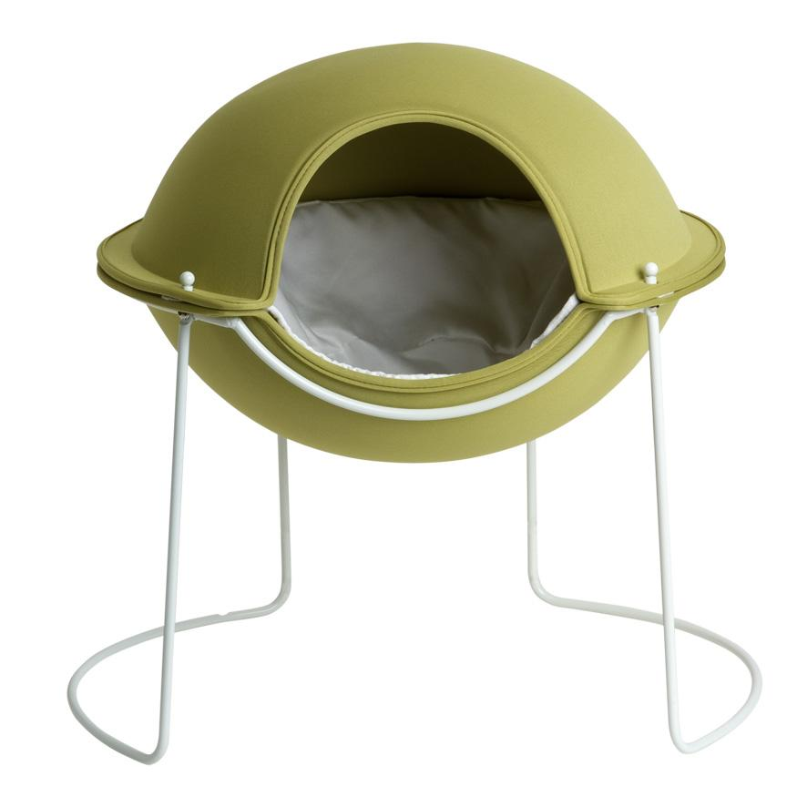 Hepper Pod Pet Bed - Green