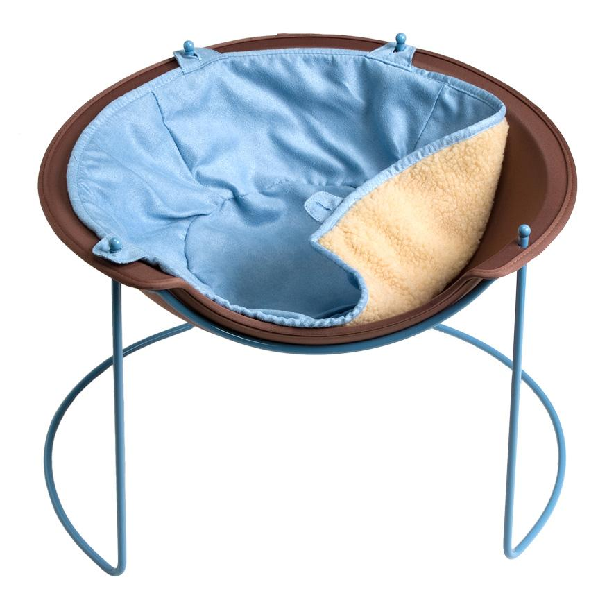 Hepper Pod Pet Bed capless