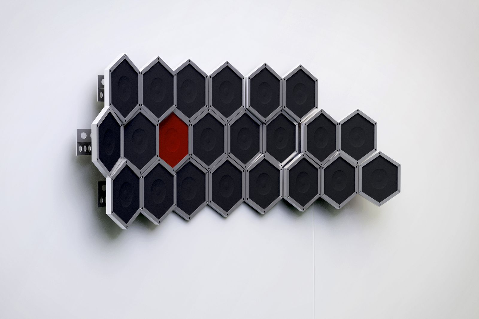 Hive modular speakers system