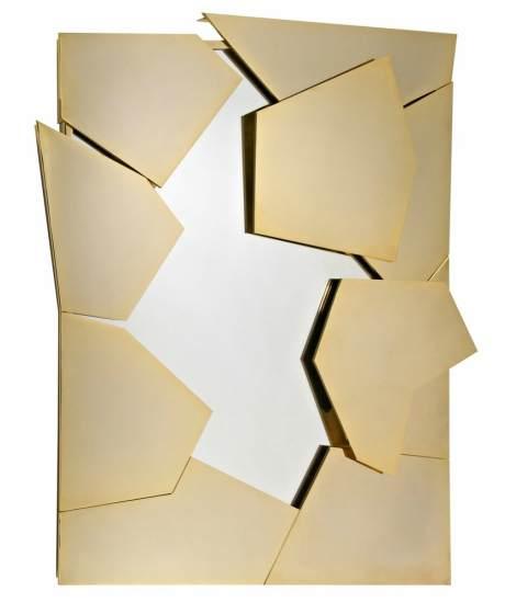 "Hubert le Gall, ""Dorian"" mirror"