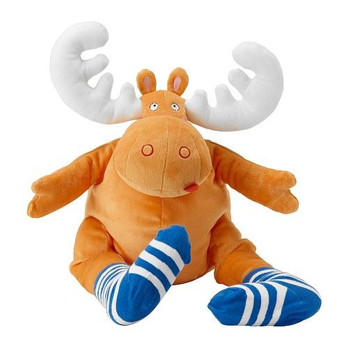 IKEA BARNSLIG ALG, soft toy