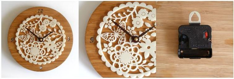 Decoylab, Kirie 02 Clock