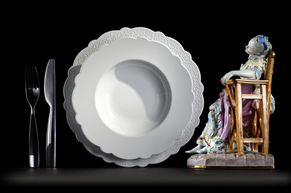 Marcel Wanders, Dressed table set collection