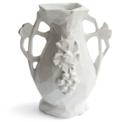 Erich Ginder, Materialized Vase, large view