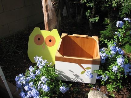 Noah Owl Box