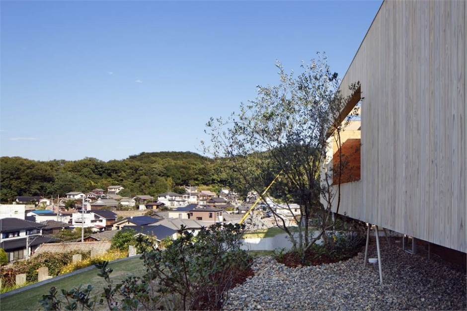 Pit House in Okayama, UID Architects - 13