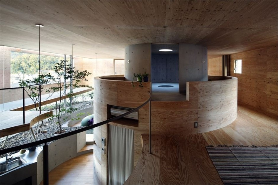 Pit House in Okayama, UID Architects - 8