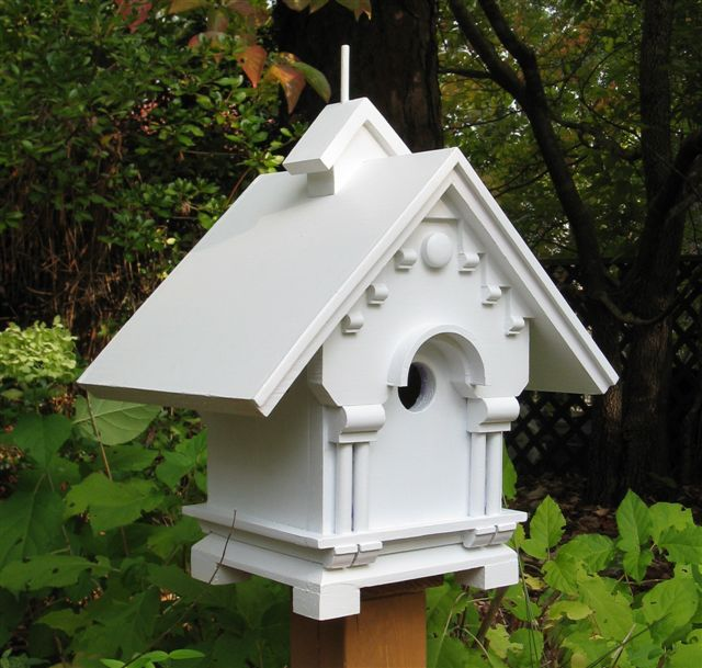 Richard T. Banks, Classic Architectural Birdhouse