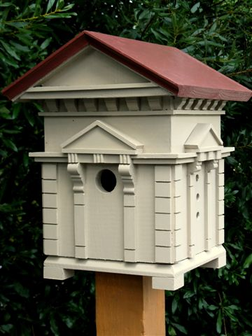 Richard T. Banks, Italianate Architectural Birdhouse