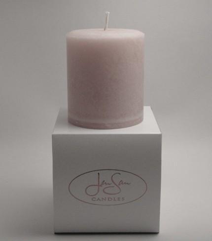JenSan Rose Candle