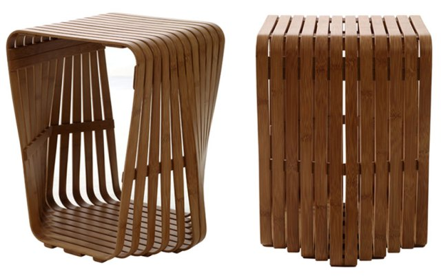 stool 'Deng Jun-Zi', Slowwork collection by Jeff Dayu Shi