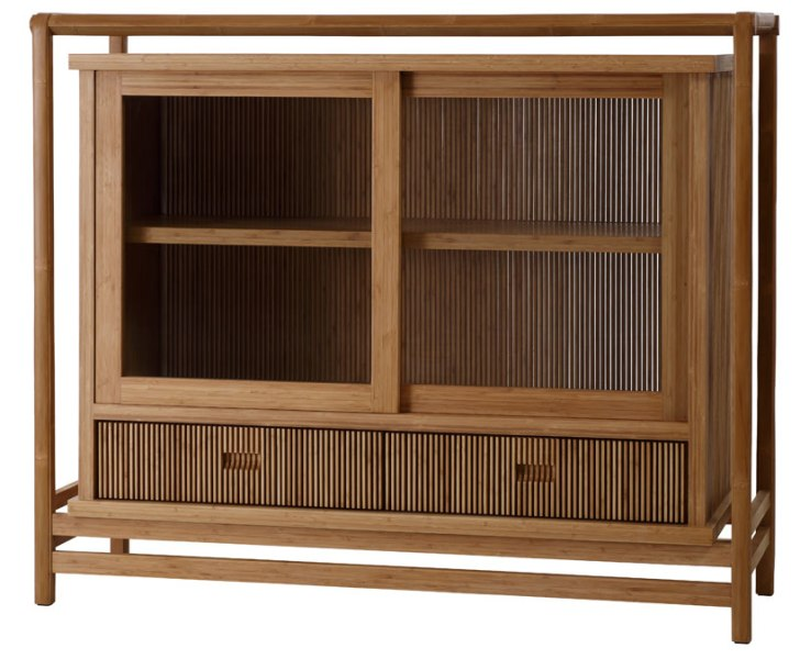 tea cabinet 'Gui Ming-Qi', Slowwork collection by Jeff Dayu Shi