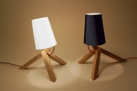 Spiff table lamp