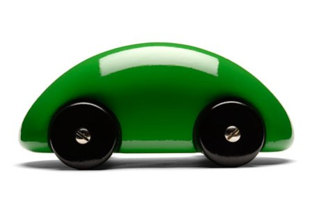 Green Streamliner