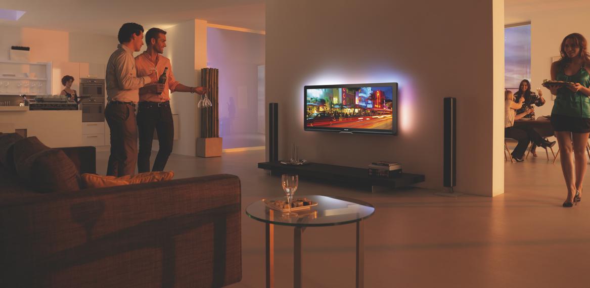 Philips LCD screen TV