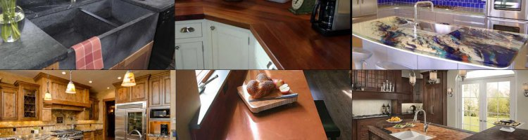 Beautiful and practical ideas for your modern kitchen countertop